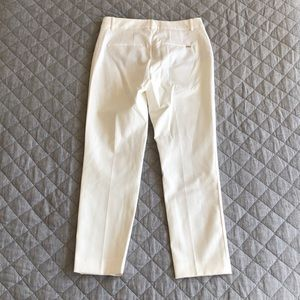 White House Black Market Pants - WHBM Slim Ankle Trousers